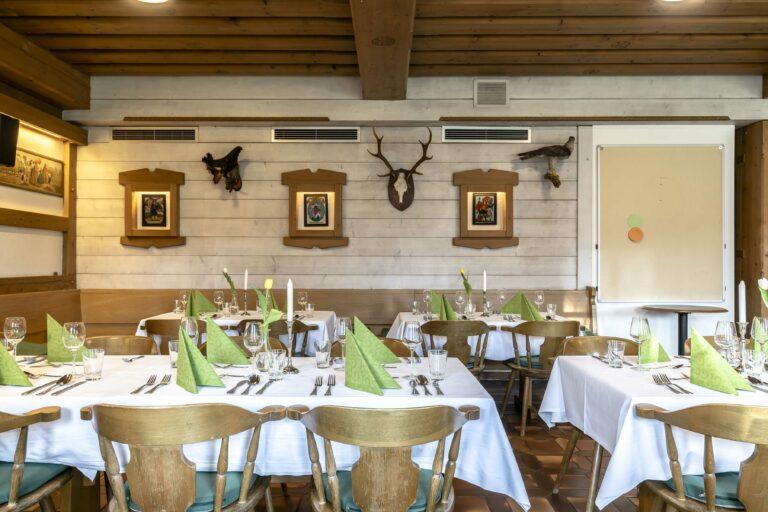 Restaurant Alter Wirt Weyarn Gemütliche Feierlocation