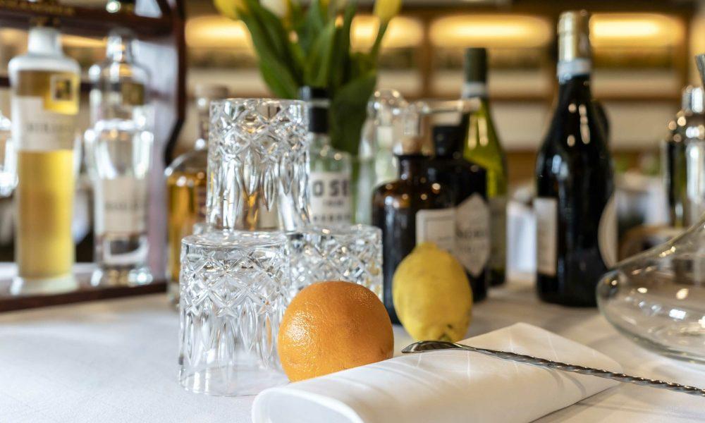 Restaurant Alter Wirt Weyarn Cocktail